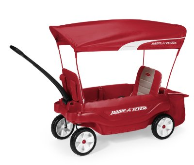 The Ultimate Comfort Wagon by Radio Flyer