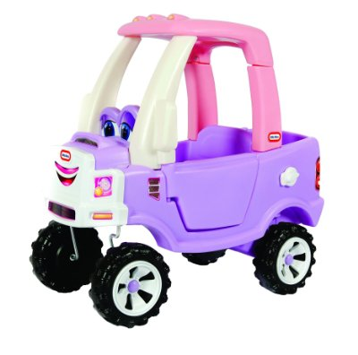 Princess Cozy Truck Ride-On by Little Tikes
