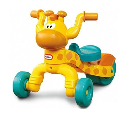 Go and Grow Giraffe Ride-On by Little Tikes
