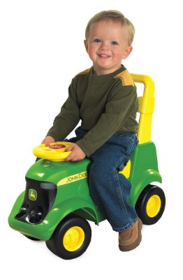 Sit 'N Scoot Activity Tractor by John Deere