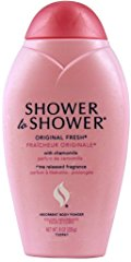 Absorbent Body Powder Original by Shower To Shower