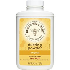 Baby Bee Dusting Powder by Burt's Bees