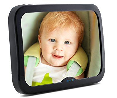 Baby Car Seat Mirror by Enovoe