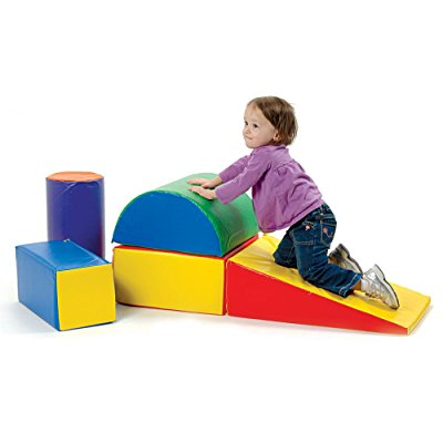 Constructive Playthings 5 Piece Soft Play Forms