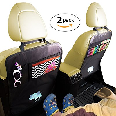 Deluxe Car Seat Protector and Back Cover
