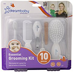 Essential Grooming Kit by Dreambaby
