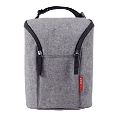 Insulated Double Bottle Bag by Skip Hop