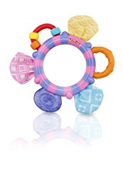 Look-At-Me Mirror Teether Toy by Nuby