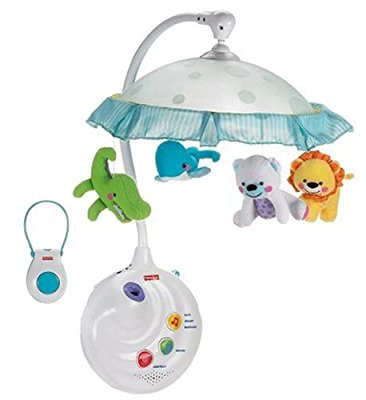 Precious Planet Projection Mobile by Fisher-Price