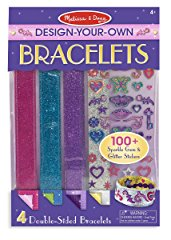 Design-Your-Own Bracelets by Melissa & Doug