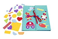 My First Fun Felt Shapes by Creativity for Kids