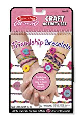 Friendship Bracelet Craft Set by Melissa & Doug