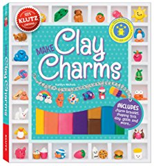 Make Clay Charms Craft Kit by Klutz