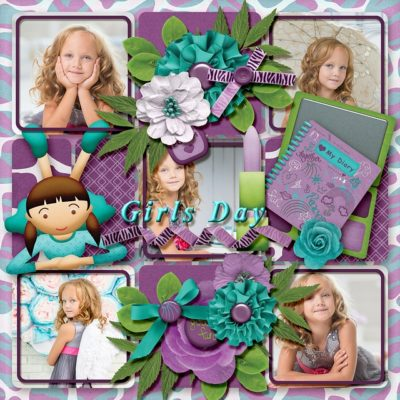 Scrapbooking Kits For Kids
