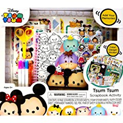 Tara Toy Tsum Scrapbook Activity Playset