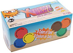 Xtreme Sand 3 Pound Box Classic Colors