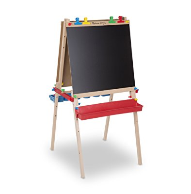 Deluxe Standing Easel by Melissa & Doug