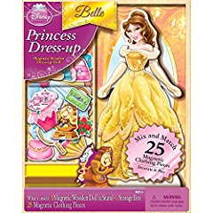 Disney Princess Belle Doll Dress-Up Kit