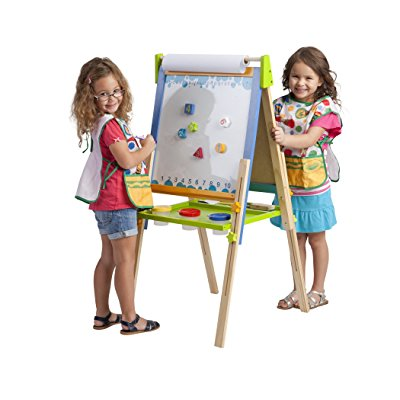 ECR4Kids 3-in-1 Standing Art Easel