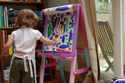 Easels for Kids