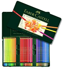 Faber-Castel Colored Pencil Set