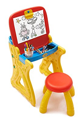 Fold And Go Art Studio by Crayola