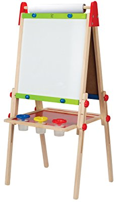 Hape Wooden Kid's Art Easel