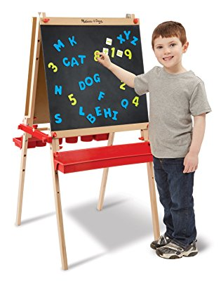 Magnetic Standing Art Easel by Melissa & Doug