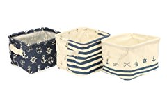 Orino Nursery Nautical Baskets Bins