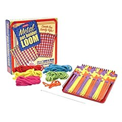 Schylling Metal Potholder Loom Set
