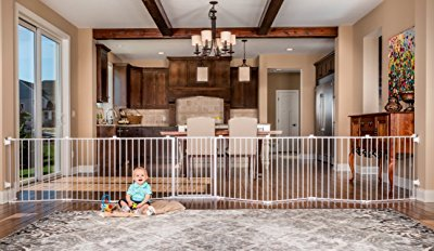 Super Wide Gate and Play Yard by Regalo
