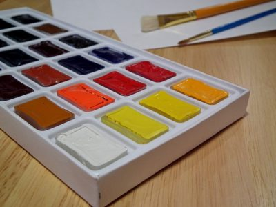 Watercolor Paints for Kids