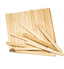 Wooden Craft Ice Cream Sticks Perfect Stix