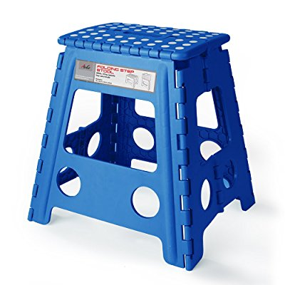 Folding Step Stool for Adults and Kids
