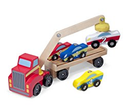Magnetic Car Loader by Melissa & Doug