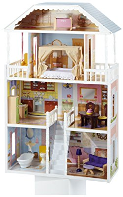 Savannah Dollhouse with Furniture by KidKraft