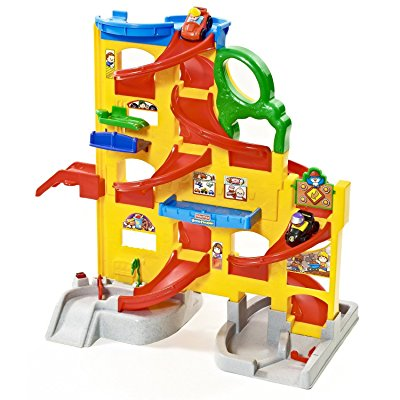 Stand 'n Play Rampway Playset by Fisher-Price