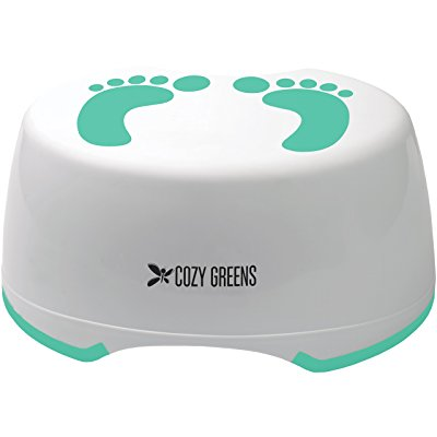 Step Stool for Children by Cozy Greens