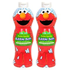 Extra Gentle Bubble Bath by Sesame Street