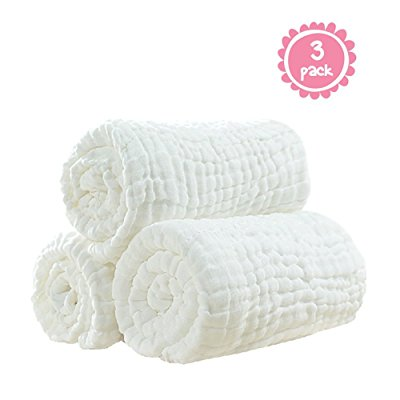Natural Antibacterial Warm Baby Bath Towels