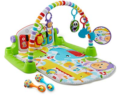 Fisher-Price Deluxe Piano Gym