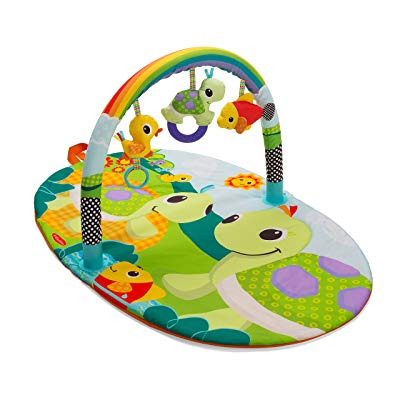 Infantino Topsy Turvy Activity Gym Turtles