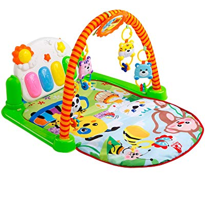 Tapiona Baby Gym Piano Activity Mat