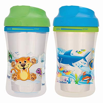 NUK Gerber Graduates Advance 2 Piece with Seal Zone Insulated Cup