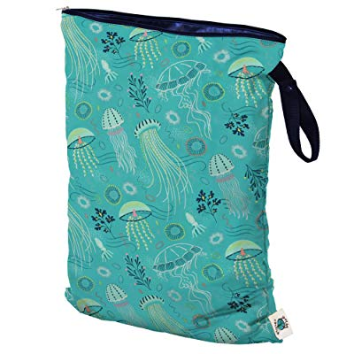 Planet Wise Wet Bag, Large, Jelly Jubilee